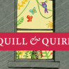 Header for AFM's Quill and Quire announcement