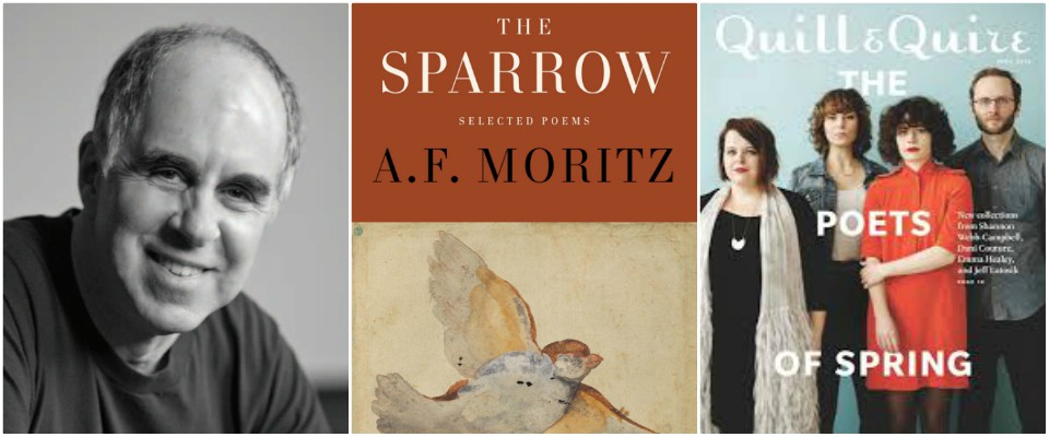 The Sparrow Reviewed in Quill and Quire