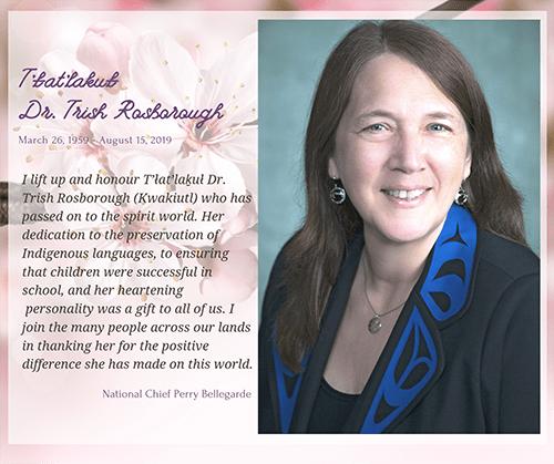 Dr. Trish Rosborough