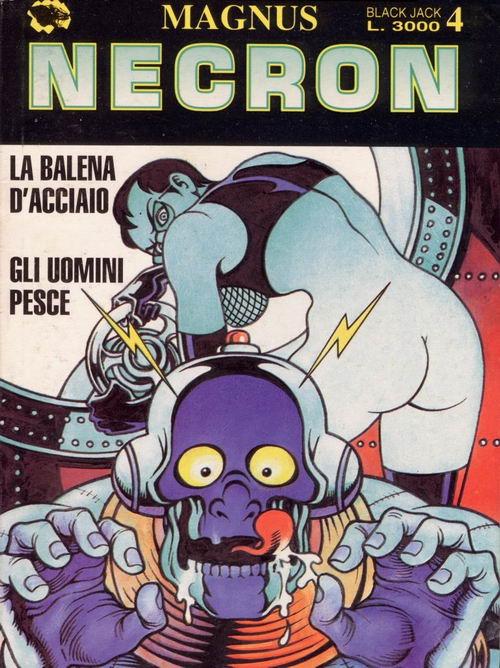 Necron di magnus