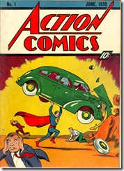 Superman 1 action