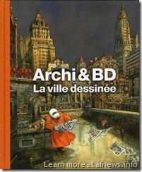 ArchiBD la ville dessinee