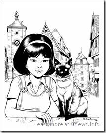 Yoko Tsuno - Roger leloup 1976