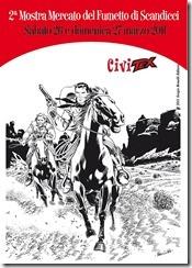 Cartolina 2011 Civitex
