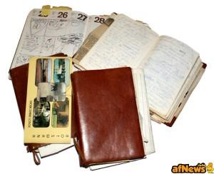 Gli avventurosi diari di viaggio di Sergio Bonelli
