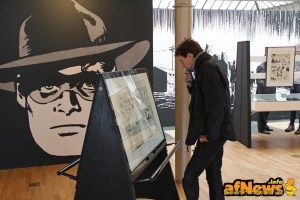 Belgian Comicscenter Daniel Fouss - Will Eisner 1