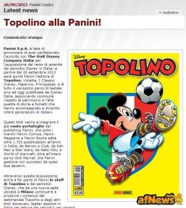 PaniniTopolino