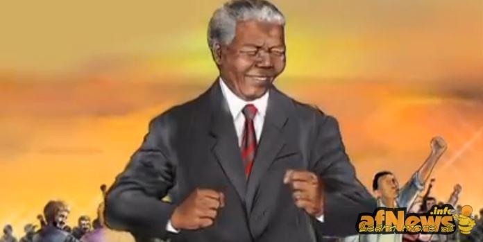 MandelaVideoFumetto