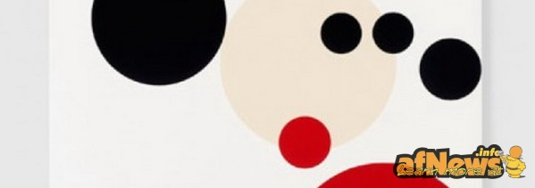 Mickey Mouse secondo Damien Hirst 2