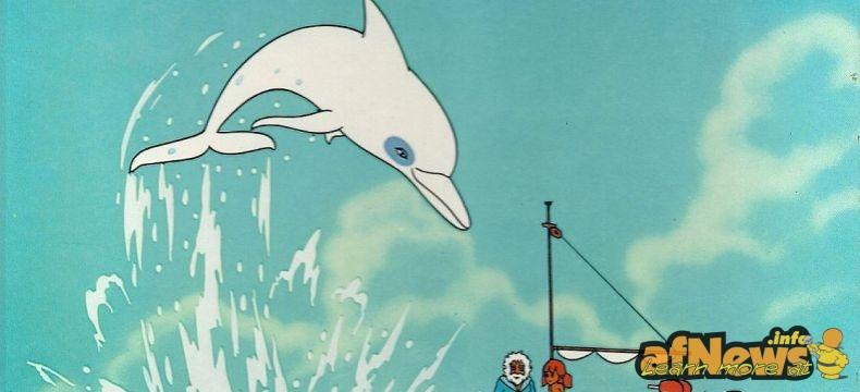 Zum, il delfino bianco: eravamo giovani!!!
