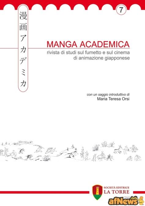 Manga Academica Vol. 7 (Copertina)