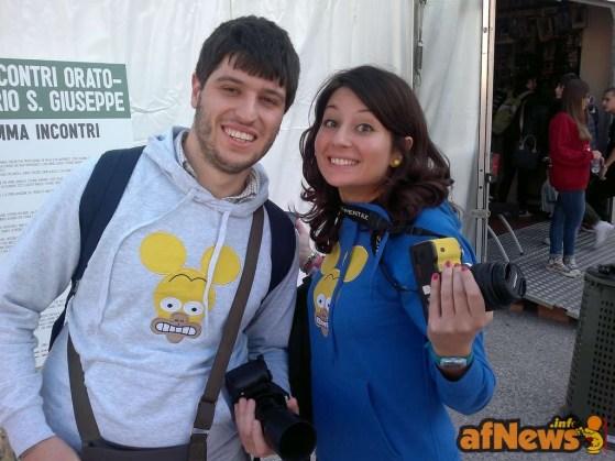 061 Andrea e Marty dell'ALFA! - afnews
