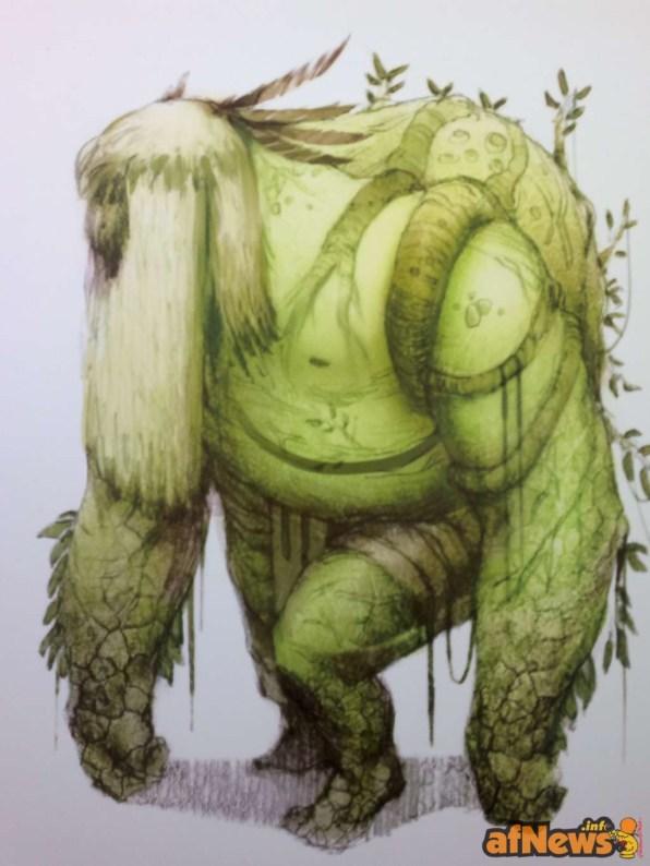 095 Mix fra Hulk e l'Uomo Cosa - afnews