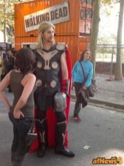 141 L'Asgardiano e la zombetta - afnews