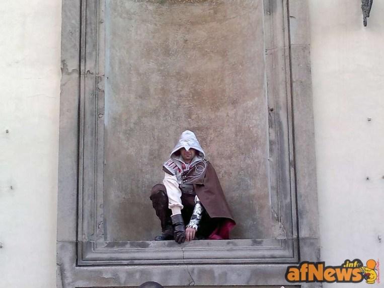 143 Assassìn Appollaiàt - afnews