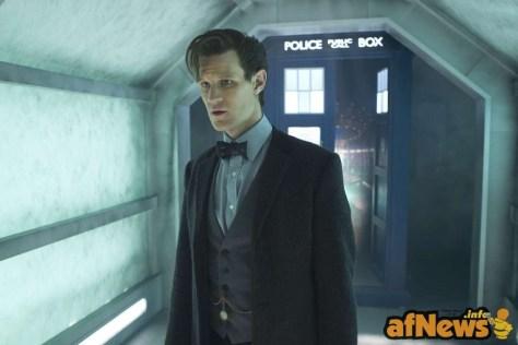DOCTOR WHO XMAS 2013