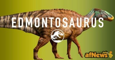 Edmontosauro