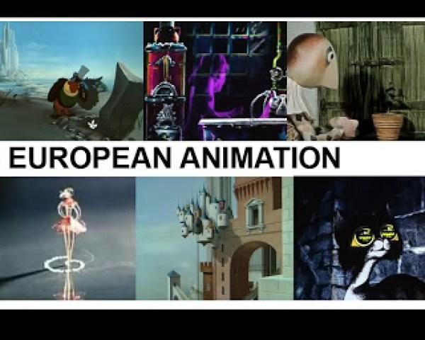 european animation copy