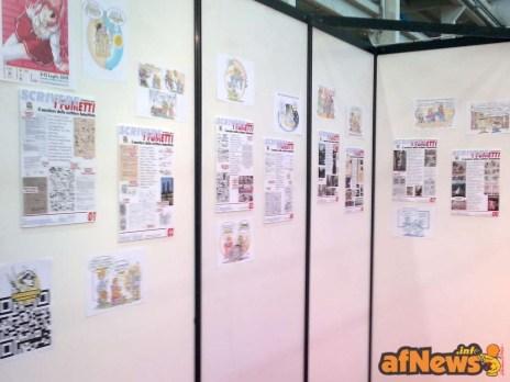 021 Satira e Comics nello stand di afNews - afnews