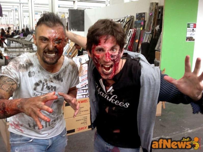 066 Anticipo dello Zombie-Day di Sabato - afnews