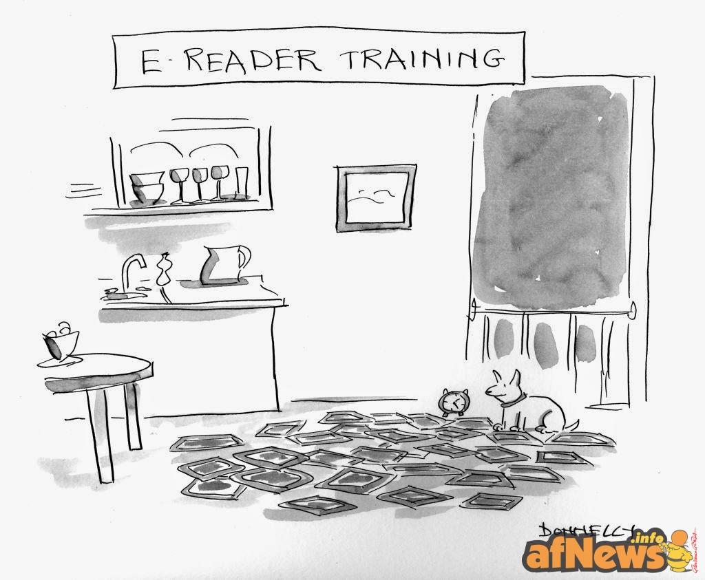 E-reader-training
