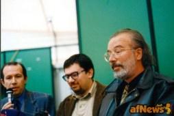 1997 Lucca - Tito Faraci Giorgio Cavazzano - foto Goria.