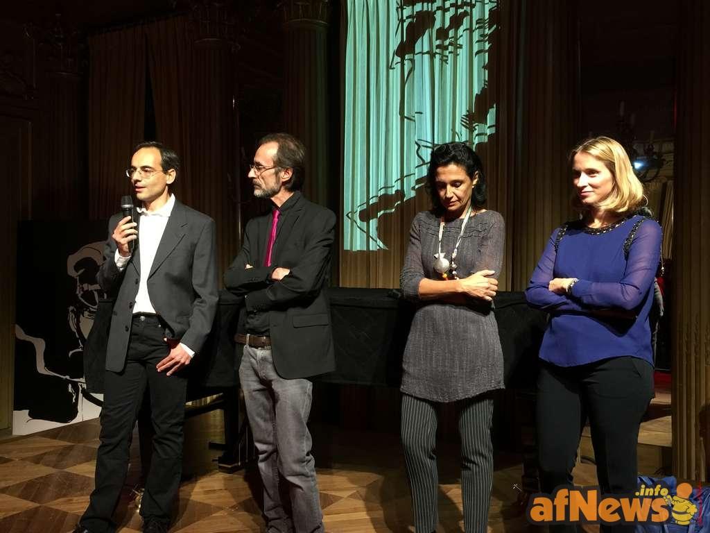 2015-09-30-afnews-Juan Díaz Canales, Rubén Pellejero, Patrizia Zanotti et Charlotte Gallimard - ActuaLitté, CC BY SA 2.0