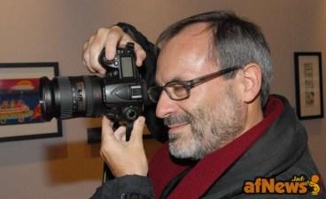 Paolo Gallinari in uno scatto di Gianfranco Goria