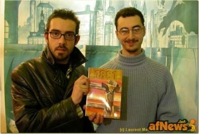 LucaBlengino&LucaErbetta-fotoMelikianXafnews