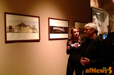 Manara Intervista - afnews