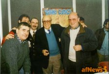 Giorgio Rebuffi, Gianfranco Goria, Vittorio Pavesio, Will Eisner, Luciano Bottaro - R UMAX SuperVista S-12 V2.1