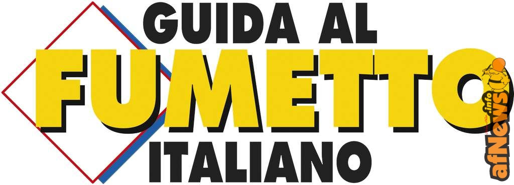 LogoGuidaFumetto - afnews