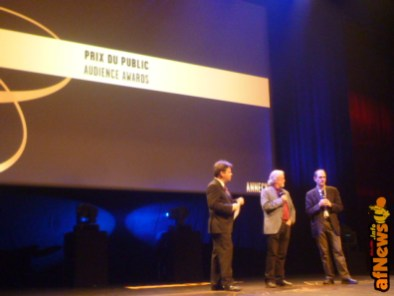 Peter Lord e David Sproxton, MIFA Animation Personality of the Year 2016.