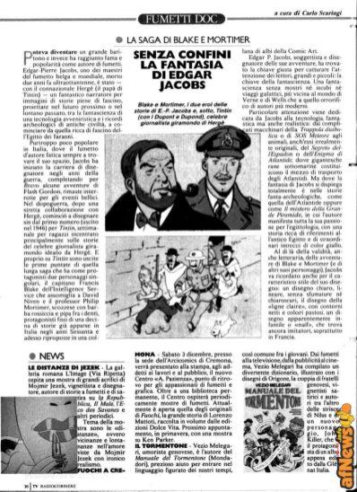Carlo Scaringi su Radiocorreire TV - afnews