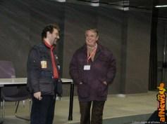 Gianfranco Goria e Rinaldo Traini - foto Goria