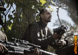 Rogue One: A Star Wars Story..Bodhi Rook (Riz Ahmed)..Ph: Jonathan Olley..© 2016 Lucasfilm Ltd. All Rights Reserved.