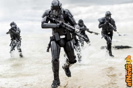 Rogue One: A Star Wars Story Death Troopers Ph: Jonathan Olley ©Lucasfilm LFL 2016.