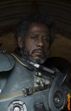 Rogue One: A Star Wars Story..Saw Gerrera (Forest Whitaker)..Ph: Giles Keyte..©Lucasfilm LFL 2016.