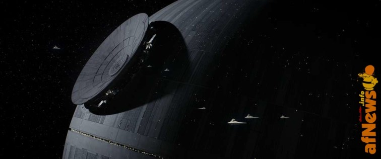 Rogue One: A Star Wars Story Death Star Ph: Film Frame ©Lucasfilm LFL