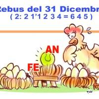 MoiseRebus del 31 Dicembre