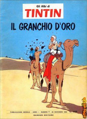 Gandus - Gli albi di Tintin 01-afnews