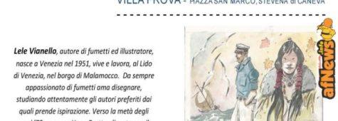 L'avventura negli acquarelli del Maestro Lele Vianello