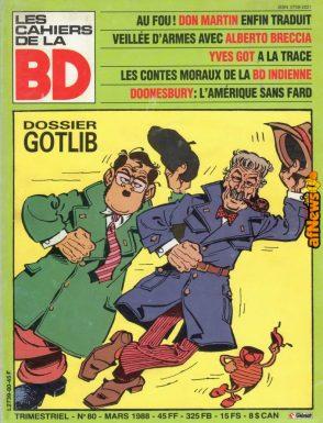 2017-05-16 Les Chaiers de la Bande Dessinée 317-afnews