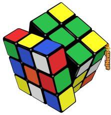 Il cubo di Rubik, gioco del decennio-afnews