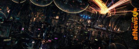 A VIEW 2017 a spasso tra i mille pianeti di 'Valerian' con Martin Hill