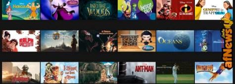 Disney scarica Netflix: farà in proprio due canali tv in streaming sul web