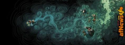Mickey et l'océan perdu (Topolino e l'Oceano Perduto), il Topo francese di Filippi e Camboni è in arrivo
