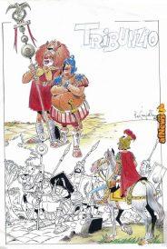 il centurione romano tribunzio pubblicato sil corriere dei piccoli -afnews
