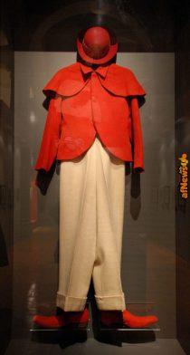il costume di Bonaventura di Sergio Tofano - foto Gianfranco Goria