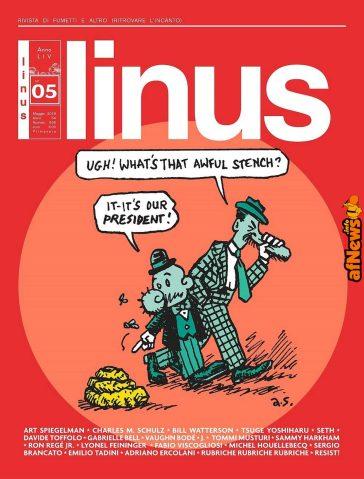 Linus cerca di tornare bambino… ce la farà?